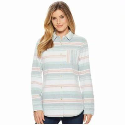 ペンドルトン ブラウス・シャツ Reversible Serape Cotton Shirt Ivory Multi