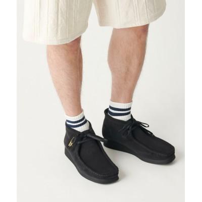 Clarks / Wallabee Boot2 / メンズ ワラビーブーツ2 (ブラックスエード) MEN シューズ > ブーツ