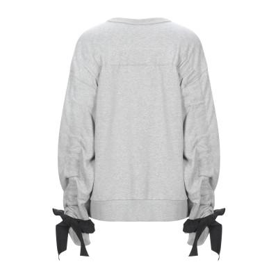 ドリス ヴァン ノッテン DRIES VAN NOTEN スウェットシャツ グレー XS コットン 100% スウェットシャツ