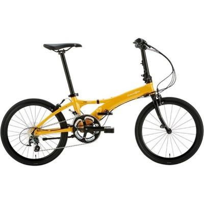 ダホン ビスク エヴォ (マンゴーオレンジ) 2020 DAHON Visc EVO 折りたたみ自転車 20インチ フォールディングバイク