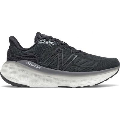 ニューバランス NEW BALANCE レディース ランニング・ウォーキング シューズ・靴 Fresh Foam MOR Running Shoe Black Mesh