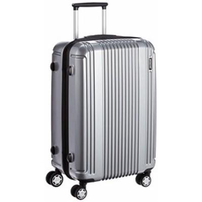 【送料無料】[バーマス] スーツケース ジッパー プレステージ2 双輪 4輪 60253 49L 63 cm 3.4kg