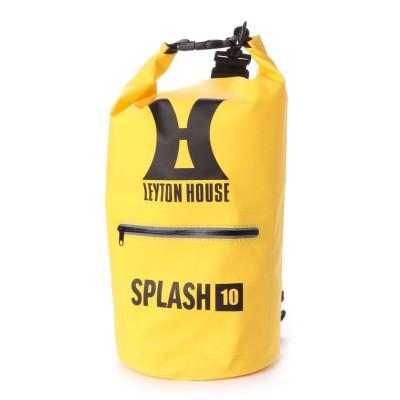 レイトンハウス LEYTON HOUSE 防水バッグ10L (イエロー)