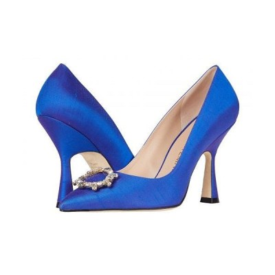 Stuart Weitzman スチュアートワイツマン レディース 女性用 シューズ 靴 ヒール Mindee 100 Crystal - Royal Blue