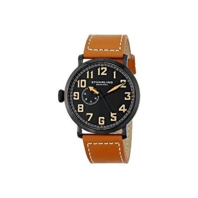 海外セレクション 腕時計 Stuhrling Original 721 03 メンズ Octane Monterey L アナログ クォーツ Beige 腕時計