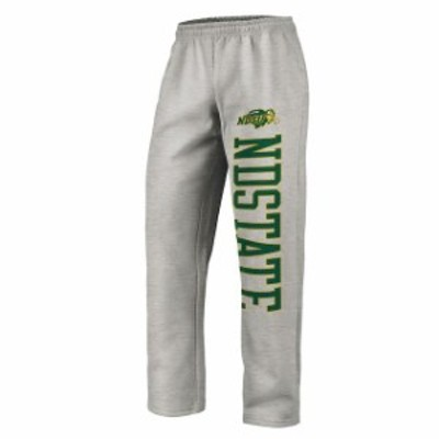 Fanatics Branded ファナティクス ブランド スポーツ用品  Fanatics Branded NDSU Bison Gray Sideblocker Fleece Pants