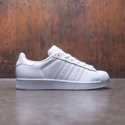 アディダス Adidas レディース スニーカー シューズ・靴 uperstar W white/footwear white/grey one