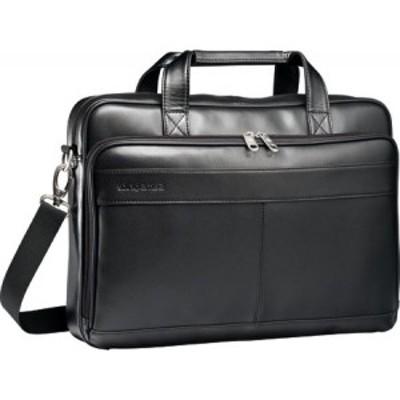 サムソナイト Samsonite メンズ ビジネスバッグ・ブリーフケース バッグ Leather Slim Brief Black
