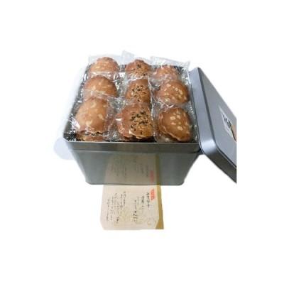 ふるさと納税 北名古屋市 【烏森せんべい】こだわり煎餅半缶入り 126枚詰め合わせ