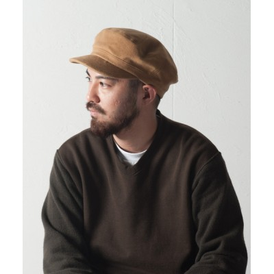 Ray's Store / Cotton Frannel Marine Cap / コットンフランネルマリンキャップ MEN 帽子 > キャップ