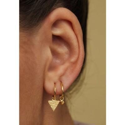 セレクテッドジュエルズ ピアス&イヤリング レディース アクセサリー Earrings - gold