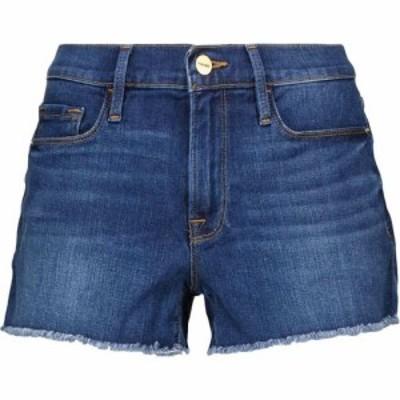 フレーム Frame レディース ショートパンツ デニム ボトムス・パンツ Le Cutoff high-rise denim shorts Williams