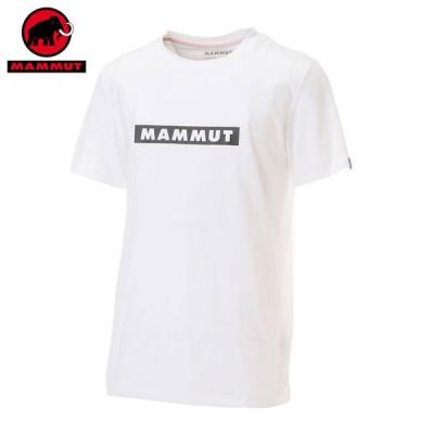 MAMMUT マムート QD Logo Print T-Shirt AF Men 20SS Tシャツ メンズ 速乾 1017-02010