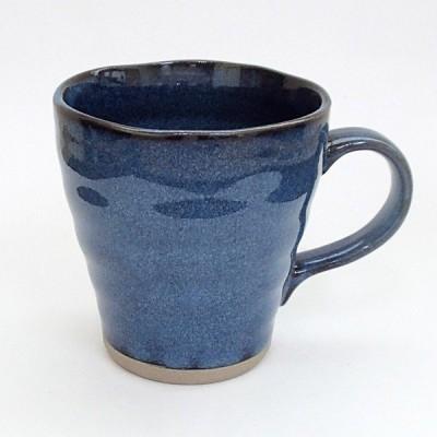 マグカップ 窯変生子釉 おしゃれ 和陶器 業務用 美濃焼 9a784-32-5g