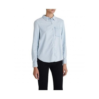 AG Adriano Goldschmied アドリアーノゴールドシュミット レディース 女性用 ファッション ボタンシャツ Cade Button-Up Shirt - Ricochet