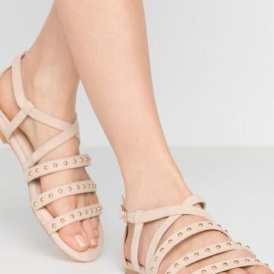 バッファロー レディース サンダル JAIN - Sandals - nude