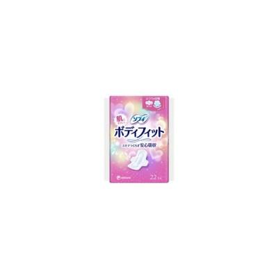ユニ・チャーム/ソフィボディフィット 羽つき 22枚