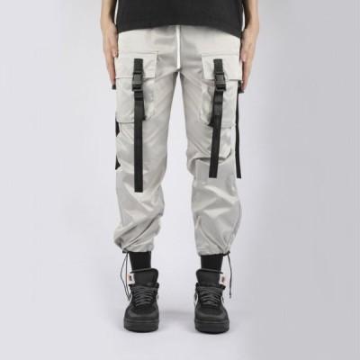 ブラックテイラー BLACKTAILOR N22 CARGO GRAY スト系 ストリート メンズ カーゴパンツ ジョガーパンツ メンズファッション グレー 灰