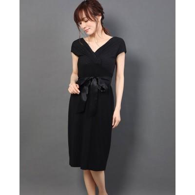 ティファニーローズ Tiffany Rose バードット シフトドレス (ナイトスカイ)