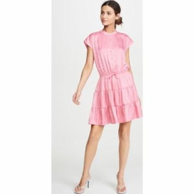 レベッカ ミンコフ Rebecca Minkoff レディース ワンピース ワンピース・ドレス Ollie Dress Pink Punch