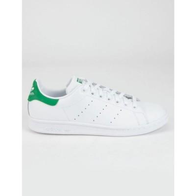 アディダス ADIDAS レディース スニーカー スタンスミス シューズ・靴 Stan Smith Shoes WHITE