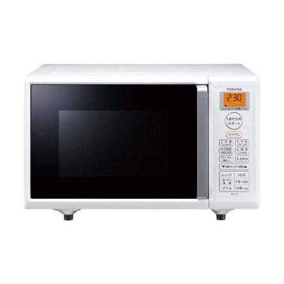 東芝 オーブンレンジ 16L ホワイトTOSHIBA ER-T16-W