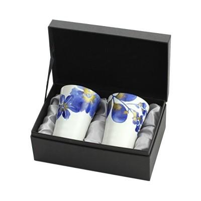 セラミック藍 フリーカップ ブルー φ8×H10.7cm