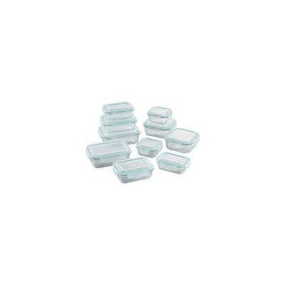 耐熱ガラス保存容器10点セット   7041278