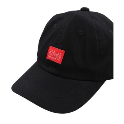 SPINNS / 【Manhattan Portage / マンハッタン ポーテージ】ロゴデザインキャップ MEN 帽子 > キャップ