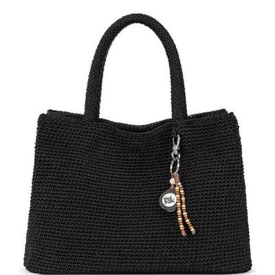 ザサック レディース ハンドバッグ バッグ Santa Barbara Crochet Satchel Bag