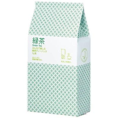 ハラダ製茶ハラダ製茶 みんなで楽しむ緑茶ティーバッグ1L用 1袋(52バッグ入)