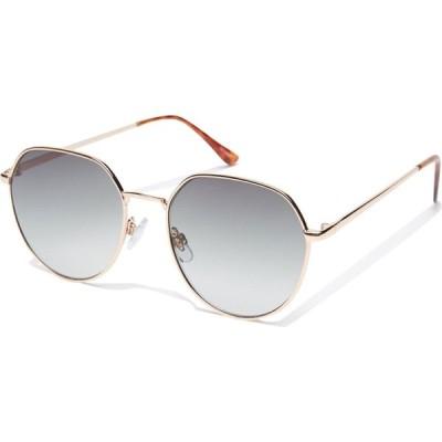 ミンクピンク Minkpink レディース メガネ・サングラス side street sunglasses Bright gold