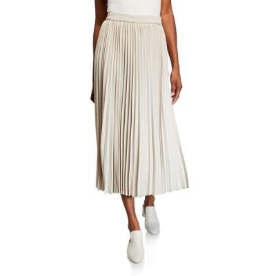 コー レディース スカート ボトムス Pleated Wrap Skirt