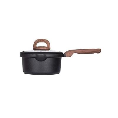 LXDZXY 鍋、鍋牛乳パン鍋料理鍋沸騰溶融ポット未粘着銅表面は、楽なクリーンアップスープポットのため