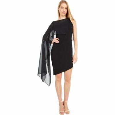 ベベ Bebe レディース ワンピース ワンピース・ドレス Scuba Crepe Dress Black