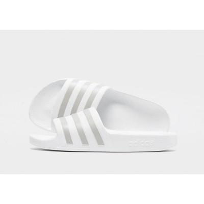 アディダス adidas レディース サンダル・ミュール シューズ・靴 adilette aqua slides