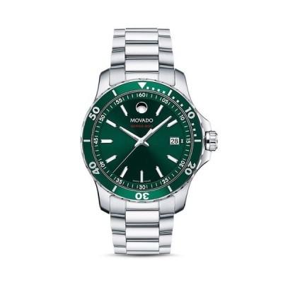 モバド メンズ 腕時計 アクセサリー Performance Stainless Steel Series 800 Watch 40mm