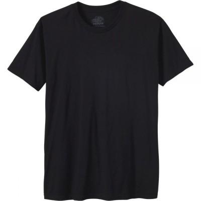 プラーナ Prana メンズ Tシャツ トップス Crew T - Shirt Black