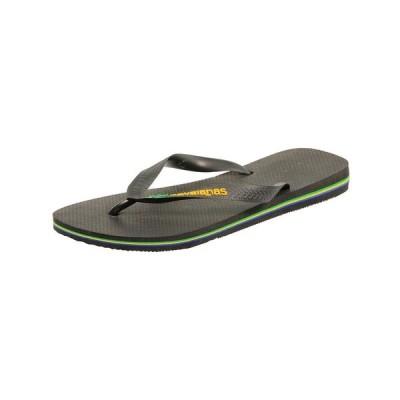 サンダル ハワイアナス Havaianas H. Brasil Logo Rubber Sandal