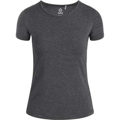 タスクパフォーマンス レディース Tシャツ トップス Tasc Women's MicroAir Fitted SS Tee