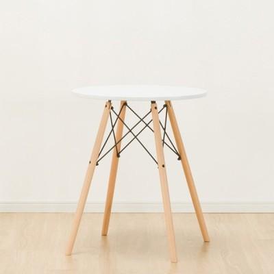 円形テーブル(サークル2 60) ニトリ 『玄関先迄納品』 『5年保証』