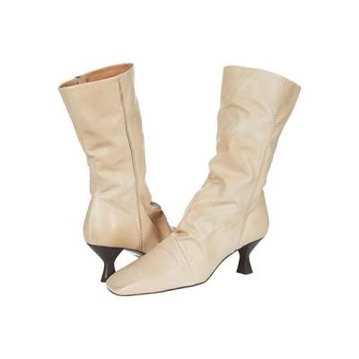 フリーピープル Marcella Square Toe Heel Boot レディース ブーツ Beige