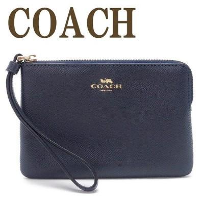 コーチ COACH ポーチ ハンドポーチ リストレット クラッチ 財布 ハンドバッグ 58032IMMID  ネコポス