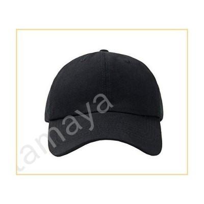 Baseball Cpas HAT ユニセックス・アダルト カラー: ブラック