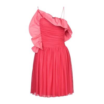 ピンコ PINKO ミニワンピース&ドレス フューシャ 42 ポリエステル 100% ミニワンピース&ドレス