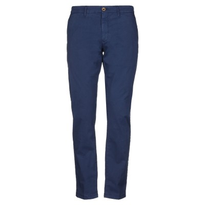 シビリア SIVIGLIA パンツ ブルー 34 コットン 97% / ポリウレタン 3% パンツ