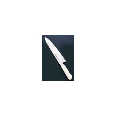 HASEGAWA/長谷川化学工業  抗菌カラー庖丁 牛刀 18cm/MGK−180 ホワイト