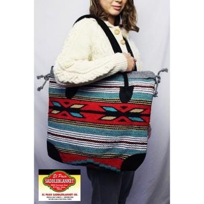 エルパソ サドルブランケット(El Paso Saddle Blanket) / ブランケット モントレー トートバッグ 全18色