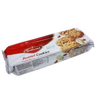 【12袋】ヘレマ デリシャスピーナッツクッキー 175g(12枚)