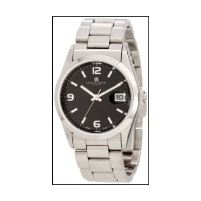 Charles-Hubert- Paris Stainless Steel Quartz Watch #3808[並行輸入品]